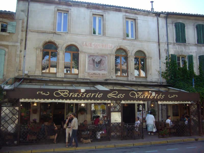 restaurant in Saint Remy de Provence