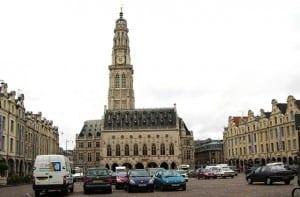 Arras in Nord-Pas-de-Calais