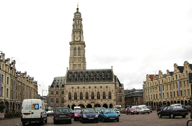 Arras in Nord-Pas-de-Calais
