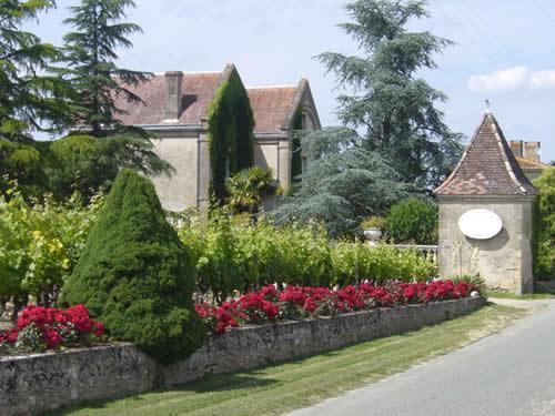 Chateau Lafon in Sauternes