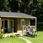 Wat is glamping of glamperen?