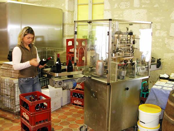 Domain Colinot in Irancy maakt mooie rode wijnen