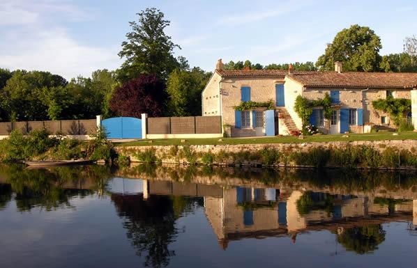 Vakantiehuis huren in Frankrijk
