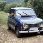 Renault 4 in de Gard