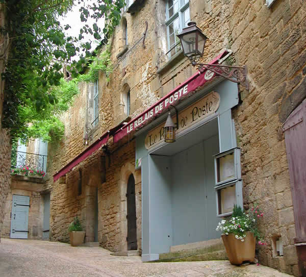 Sarlat parel in de Dordogne