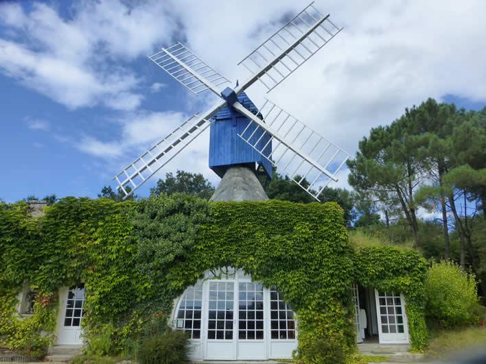 Le Moulin Bleu Bourgueil