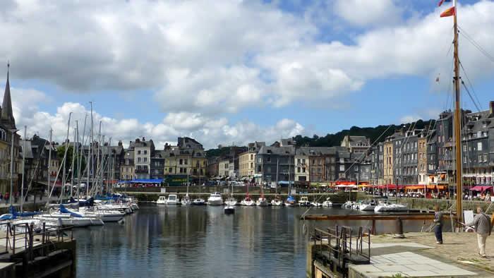 Een paar dagen naar Honfleur in Normandië