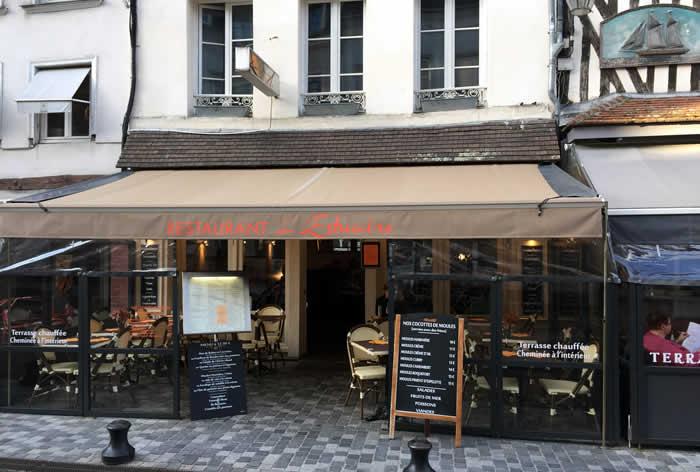 Restaurant in Honfleur