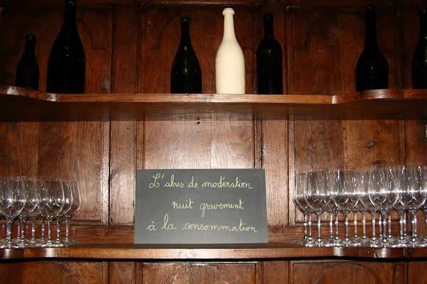 Wijn in Montluis-sur-Loire en Vouvray