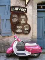 Bar a vins Carcassonne
