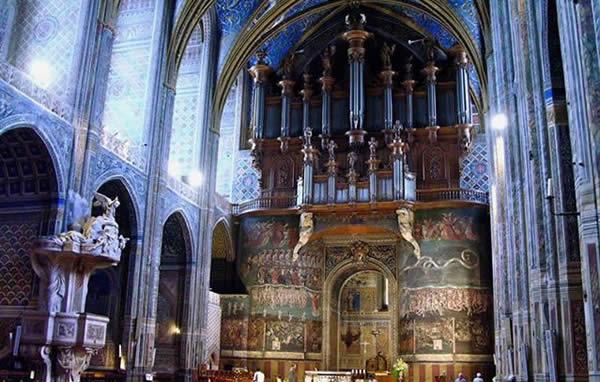 Cathédrale Saint-Cécile Albi