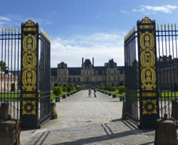 Toegangshek Fontainebleau