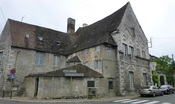 Hostellerie de la Croix d'Or Provins