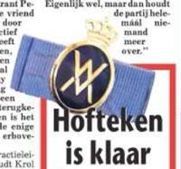 Hofteken Willem Alexander