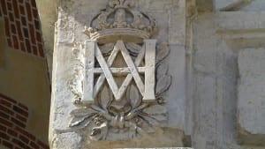 Monogram Marie Antoinette