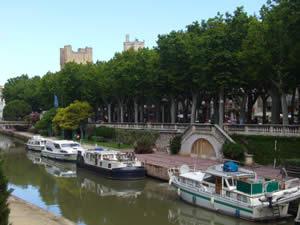 Canal de Robine Narbonne