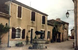Mooi dorp in de Gers