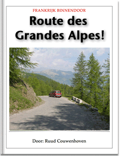 ebook Route des Grandes Alpes