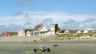 Langs de kust naar Houlgate