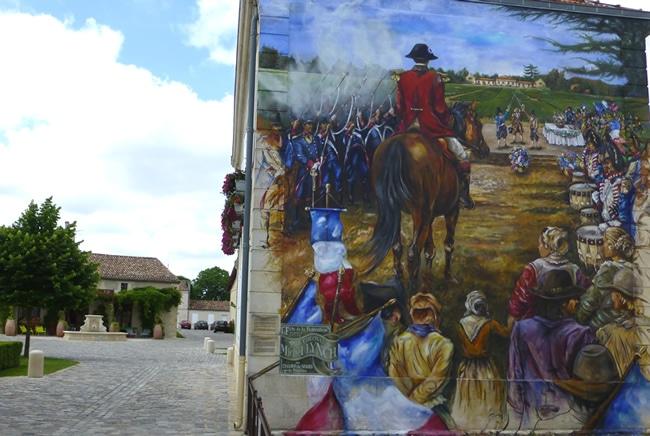 Bages bij Pauillac
