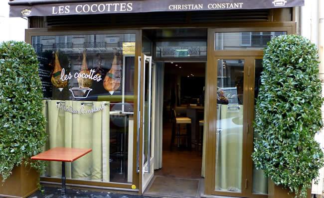 Christian Constant les Cocottes