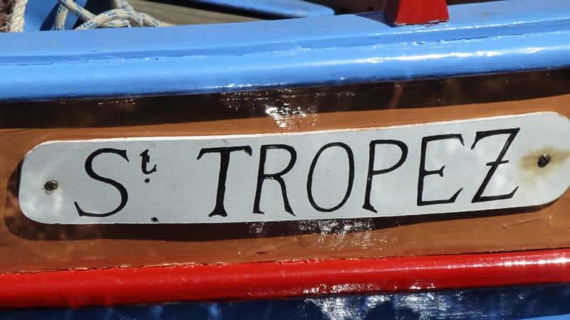 Vakantie bij Saint-Tropez