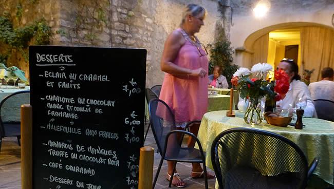 Lekker plekje bij de Mont-Ventoux
