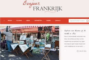 Weblog BonjourFrankrijk