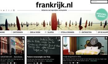 Webazine Frankrijk.nl