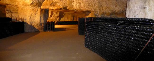 Wijnkelders in de Loirestreek