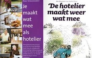 Peter Schoenmaker, de schrijvende hotelier?