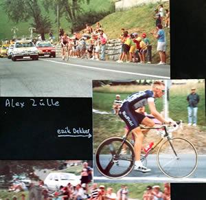bergetappe Tour de France