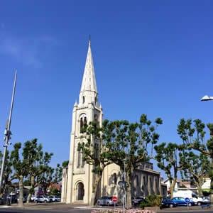 De kerk van Arès