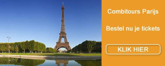 Bestel tickets voor combitours Parijs en de Eiffeltoren