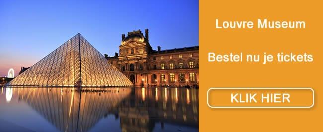 Boek online je tickets voor het Louvre