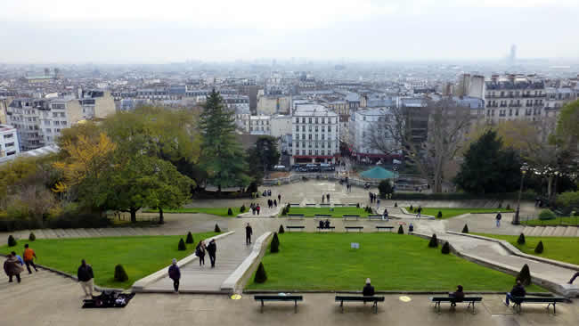 Veilig naar Parijs