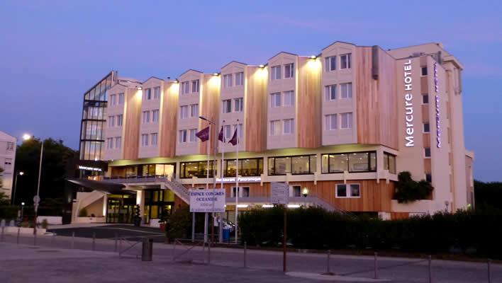 Overnacht in het Mercure le Vieux Port in La Rochelle