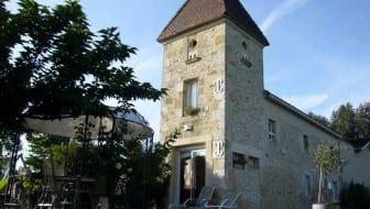 Bijzonder vakantiehuis niet ver van Bordeaux