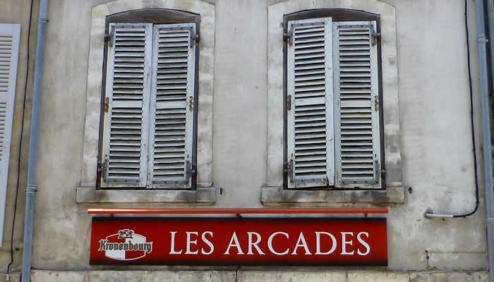 Oude binnenstad La Rochelle