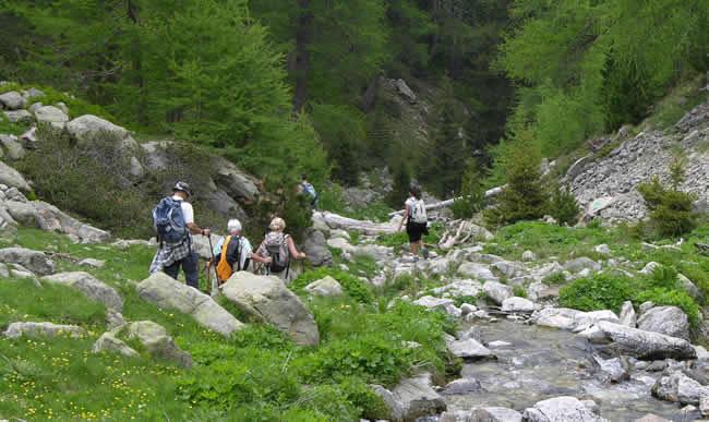 Mercantour, prachtige natuur voor mooie bergwandelingen