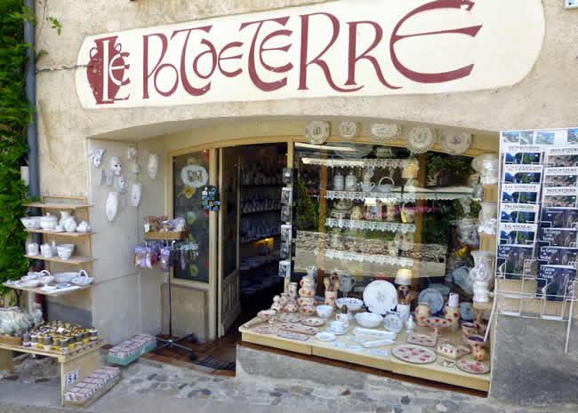 Lekker winkelen in Zuid-Frankrijk