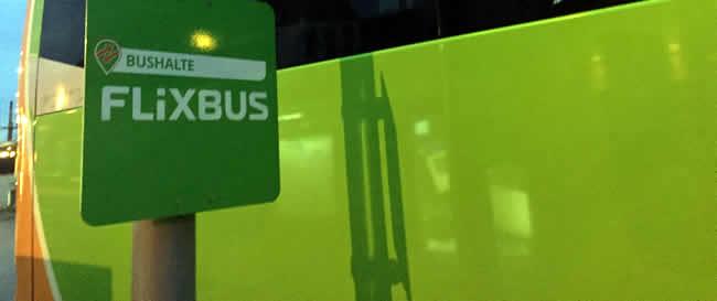 Bushalte Flixbus Maastricht-Parijs