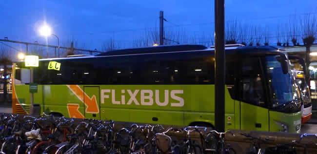FLiXBUS Parijs