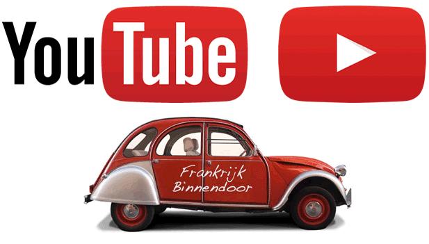 Mijn YouTube kanaal over Frankrijk en Parijs