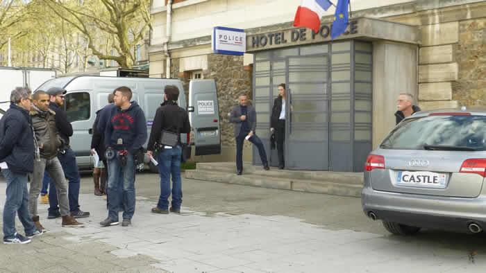 In Parijs gebeurt altijd wat!