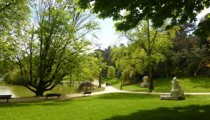 Bijzondere plekken in Parijs: Parc Montsouris