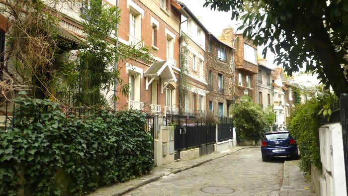 Bijzondere plekken in Parijs, Square Mont- Souris