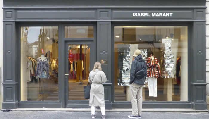 Winkelen bij de Bastille