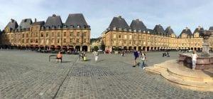 Place Ducale Charleville-Mézières