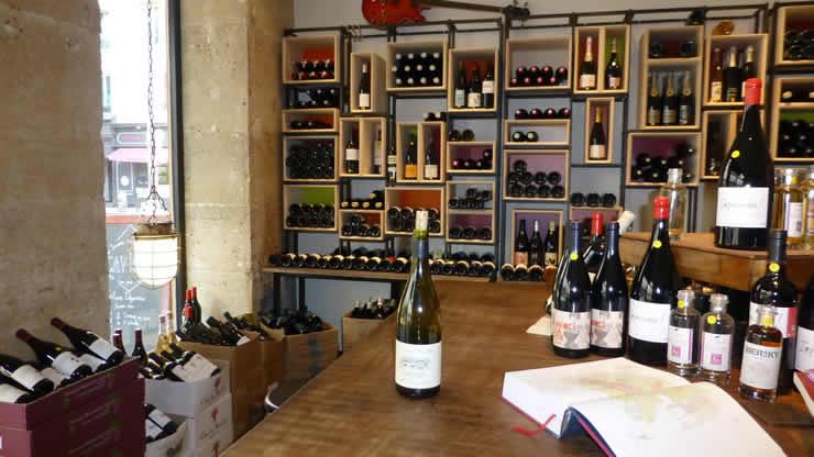 Bijzondere wijnwinkel